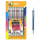 BIC Xtra Sparkle Mechanical Pencils 24/Pkg-Assorted Barrels