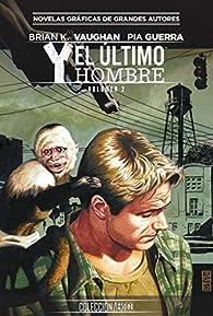 Colección Vertigo núm. 10: Y, El último hombre 2 par Brian K. Vaughan