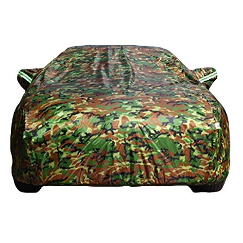 Jaxonn Home Autoabdeckung | Chevrolet | Wasserdichter Regenstaub | Allwetter-Autoplanen Mit Baumwollreißverschluss Automobile Indoor Outdoor Fit Limousine SUV (Farbe : C, größe : Aveo)