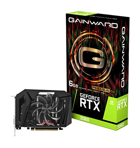 Gainward VGA GeForce® RTX 2060 6GB Pegasus OC