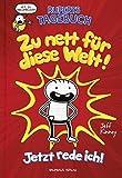 """Der neue Comic-Roman von Bestsellerautor Jeff Kinney: Macht euch bereit für ... Ruperts Tagebuch! Denn es ist an der Zeit, seine Sicht der Dinge zu hören. Eigentlich hat Greg seinen besten Freund damit beauftragt, seine """"Biografie"""" zu verfassen - sch..."""
