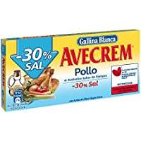 Gallina Blanca Caldo de Pollo 30% Sal - 10 Pastillas