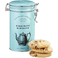 Cartwright & Butler Chocolate Chunk Biscuits in Tin 200 g