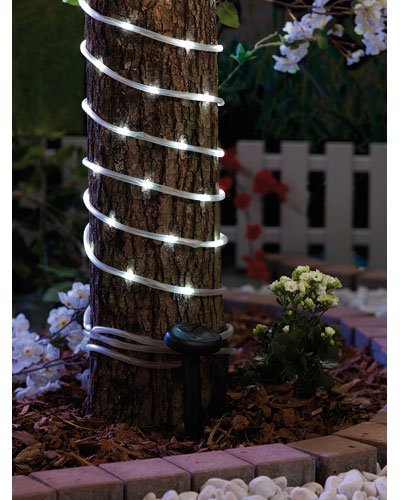 Guirlande solaire 50 LED