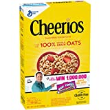 #9: General Mills Cheerios Toatsed Whole Grain Oat Cereal, 340g