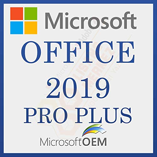 MS Office 2019 Pro PLUS | With I...