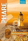 Phare mathématiques cycle 3 / 6e - Livre du professeur - éd. 2016