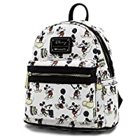 Loungefly Backpacks Loungefly x Disney Mickey True Original Print Faux Leather M