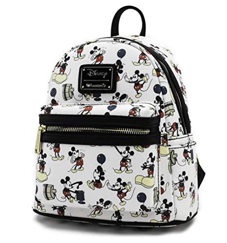 3616f976f06 Loungefly Backpacks Loungefly x Disney Mickey True Original Print Faux  Leather M