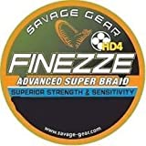 Savage Gear Finezze HD4 Braid 120 m gelb 50 lbs