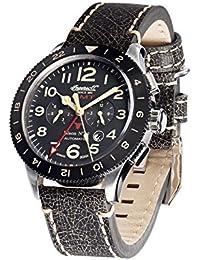 Ingersoll Bison No. 69 IN3224BK Reloj Automático para hombres muy deportivo