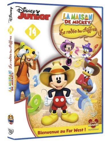La Maison de Mickey - 14 - Le rodéo des chiffres