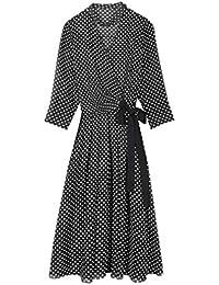 YAN Vestido de mujer Vestido tubo de mujer - Vestido de cóctel de cola de pez
