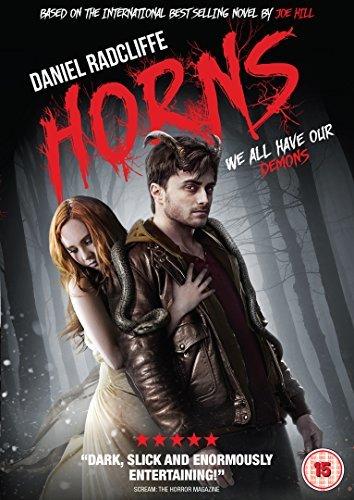 Horns [DVD] [2015] by Daniel Radcliffe