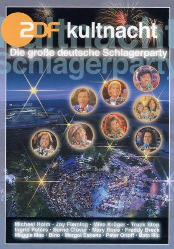 Various Artists - ZDF Kultnacht: Die große deutsche Schlagerparty