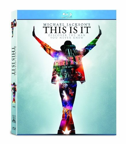 Preisvergleich Produktbild Michael Jackson: This Is It [Blu-ray] [Blu-ray] (2010) Michael Jackson (japan import)