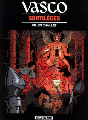 Vasco - tome 14 - Sortilèges