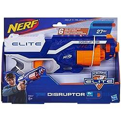 Nerf - Nerf Elite Disruptor et Flechettes Nerf Elite Officielles