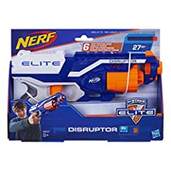 Idea Regalo - Nerf Elite - Disruptor, B9837EU4