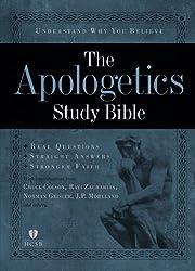 Apologetics Study Bible-HCSB