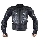 Webtop Motorrad Schutzjacke Spine Brustpanzer Off Road Körperpanzer Protektor Motorrad Jacke Hemd Brustschutz Fallschutz L