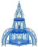Disney Castello di Ghiaccio di Elsa Luminoso Frozen