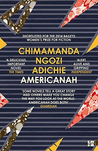 Americanah por Chimamanda Ngozi Adichie