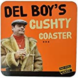 Only Fools And Horses Coaster, Del Boy's Cushty Coaster