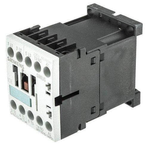 Siemens 3RT1015–1AP01leistungsschütze, 33KW/400V, 1NO, AC 230V, 50/60Hz, 3-Stangen, Größe S00, Schraubanschluss, weiß