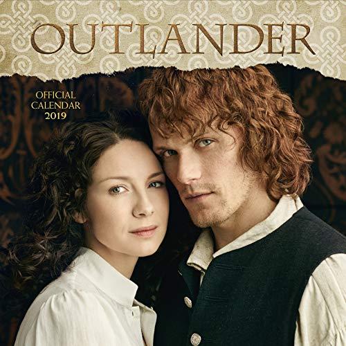 Outlander Official 2019 Calendar - Square Wall Calendar Format par Outlander