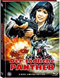 Der tödliche Panther (Lethal Panther) - Limited Edition - Mediabook  (+ DVD), Cover A [Blu-ray]