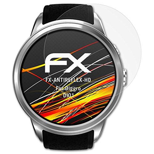 atFoliX Pellicola Proteggi compatibile con Diggro DI01 Protezione Pellicola dello Schermo, Rivestimento antiriflesso HD FX...
