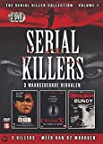 Serial Killers [3DVD box] Ed Gein - Citizen x - Ted Bundy [UNCUT VERSIONS] by Stephen Rea