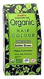 Radico ColourMeOrganic Pflanzenhaarfarbe Goldbraun