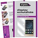 dipos I 6X Schutzfolie klar passend für Huawei P9 Lite Folie Bildschirmschutzfolie