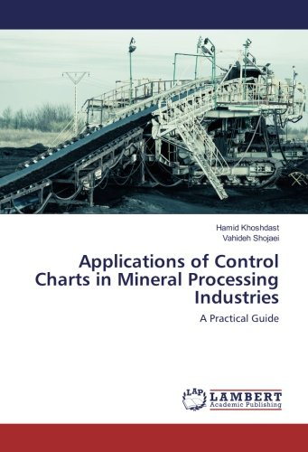Applications of Control Charts in Mineral Processing Industries: A Practical Guide