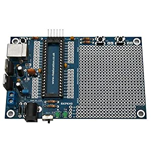 Rk-Education-RKPK40-Prototype-PCB-for-PIC18F4550-18F4553-18F4685-etc-for-use-with-PicKit-Self-Build-Kit