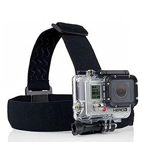 Support pour GoPro, Head Strap Mount