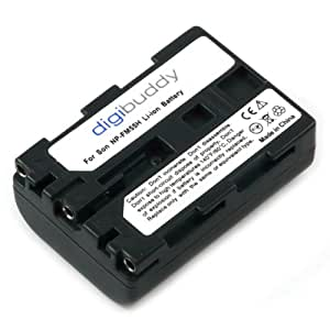 Batterie lithium-ion NP-FM55H 7.4V 1700 mAh