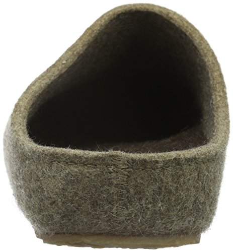 adulte Beige Beige Michl Haflinger Chaussons 550 Torf mixte nqxnAOwP