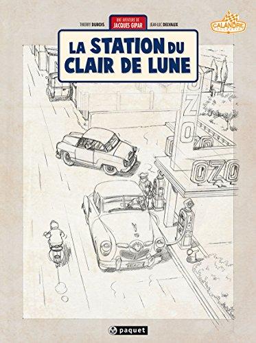 Une aventure de Jacques Gipar T6: Crayonnés