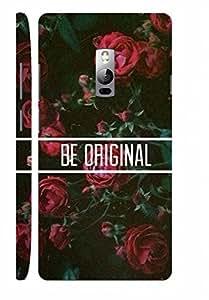 KALAKAAR Printed Back Cover for OnePlus 2,Hard,HD Matte Quality,Lifetime Print Warrenty