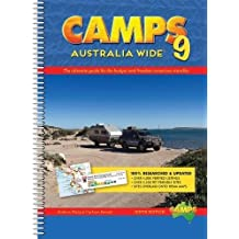 Camps Australia Wide 9 A4 Atlas