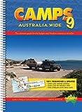 Camps Australia Wide 9 A4 Atlas