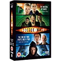 Doctor Who - Winter Specials 2009 - Waters of Mars and The End of Time