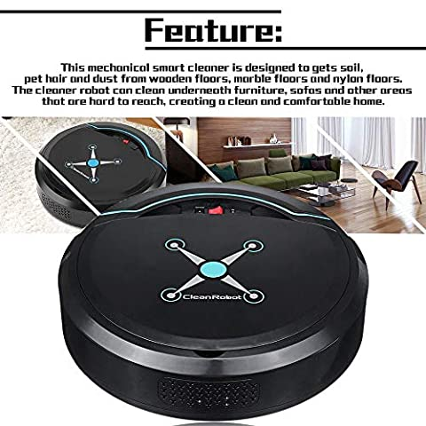 002-fr3-Intelligent-Automatic-Sweeping-Robot-Rechargeable-Smart-Robot-Vacuum-Cleaner-Black