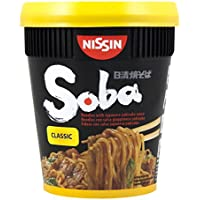 Nissin Yakisoba, Noodle di Grano Istantanei - 92 gr