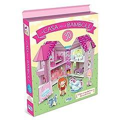 Idea Regalo - La casa delle bambole 3D. Ediz. a colori. Con gadget