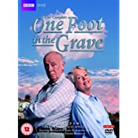 One Foot in the Grave Complete Series 1 - 6 Plus Christmas Specials Box Set