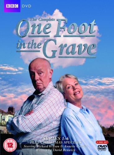 Series 1-6 (11 DVDs)